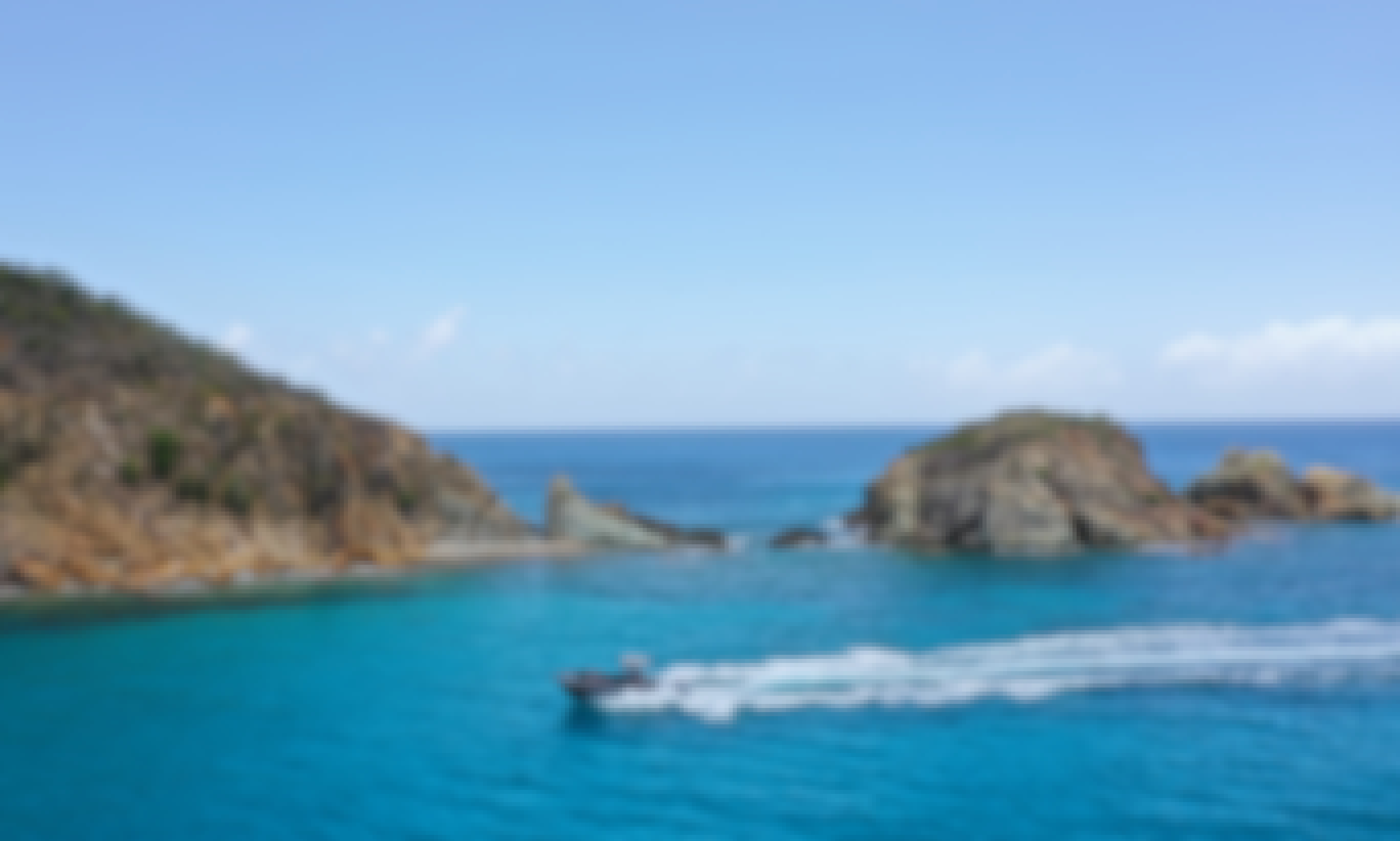 Scuba Diving Excursions in the BVI