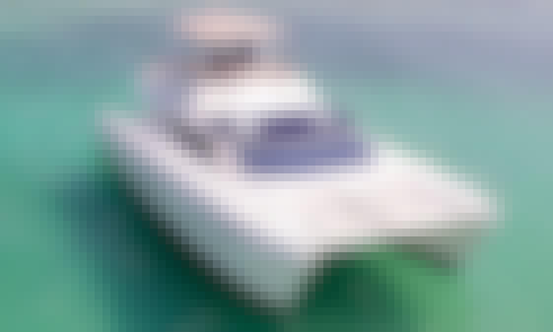 Africat Motor Catamaran All-Inclusive Charter