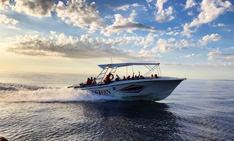 Mercan 36 Excursion for 12 People in Bol, Hvar and Milna, Croatia!