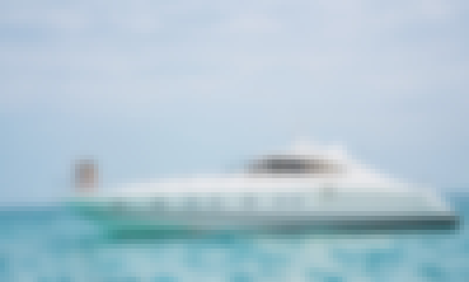 Amazing 65' yacht- Packages for up to 10 guests