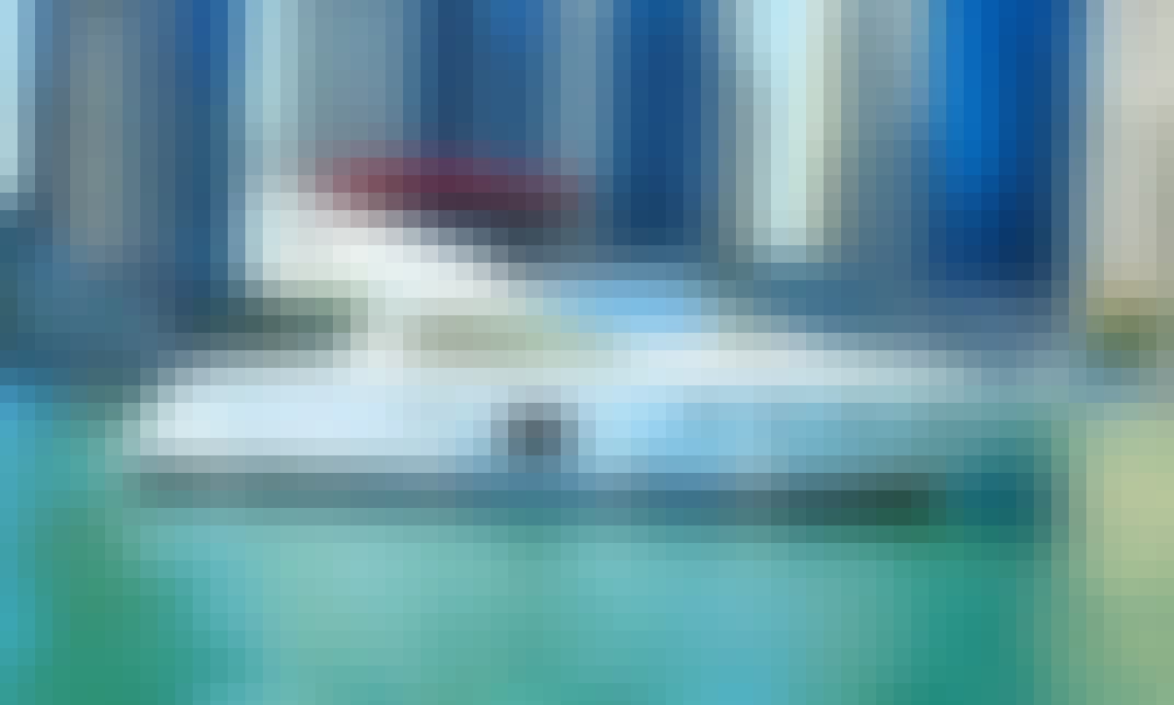 Charter the 55' Astondoa Power Mega Yacht in Sheikh Zayed, Dubai