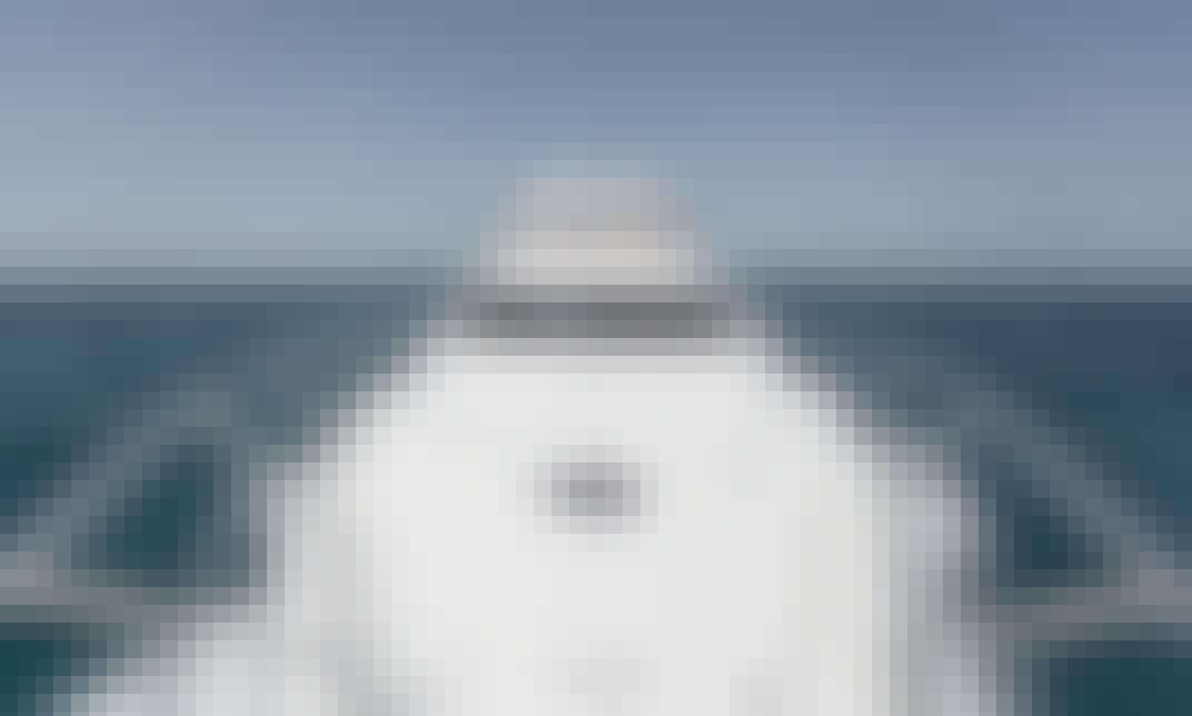 Book the 62ft Azimut Power Mega Yacht in Sheikh Zayed, Dubai
