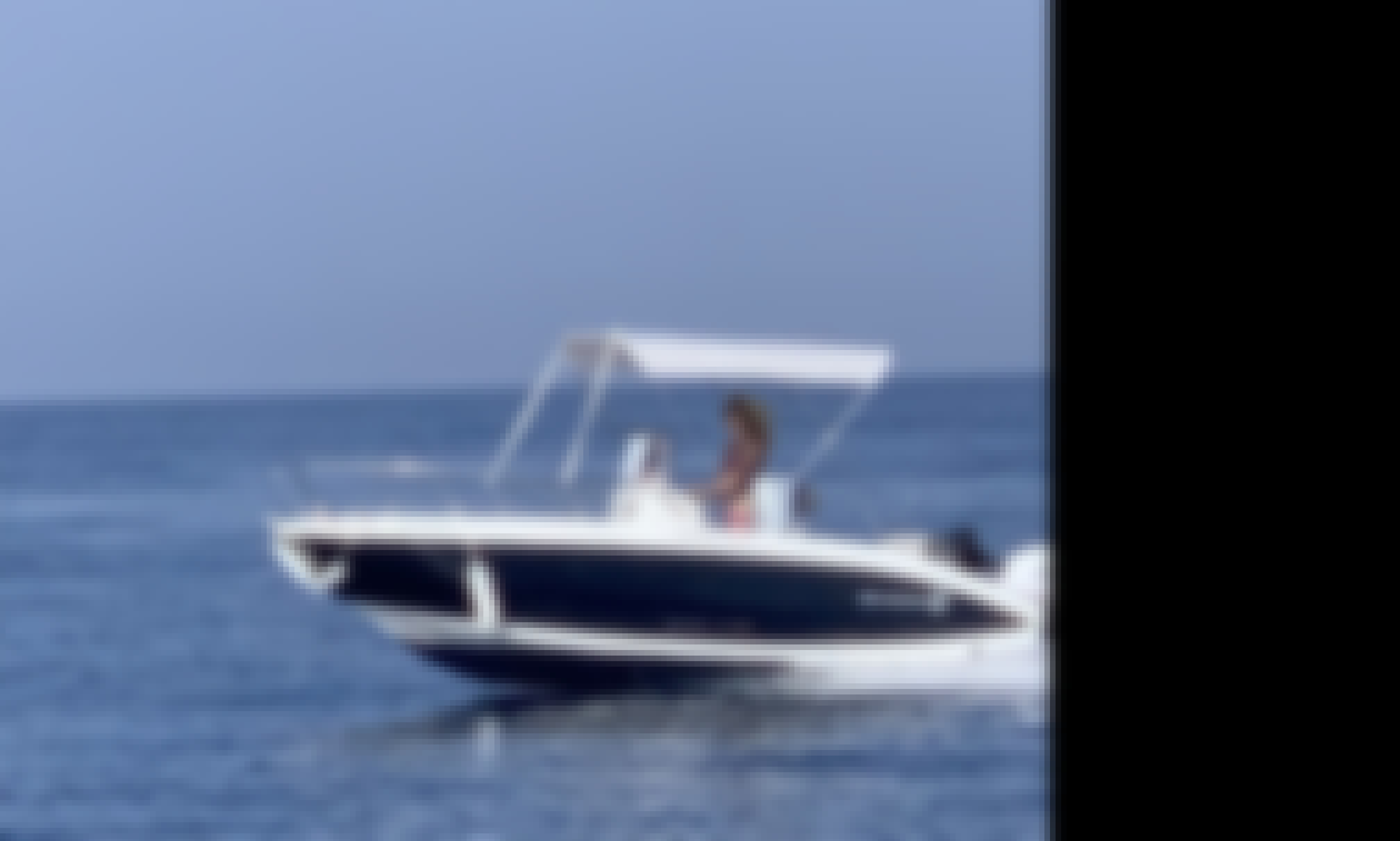 2018 Ideal Center Console Boat for Hire in Gaios, Greece