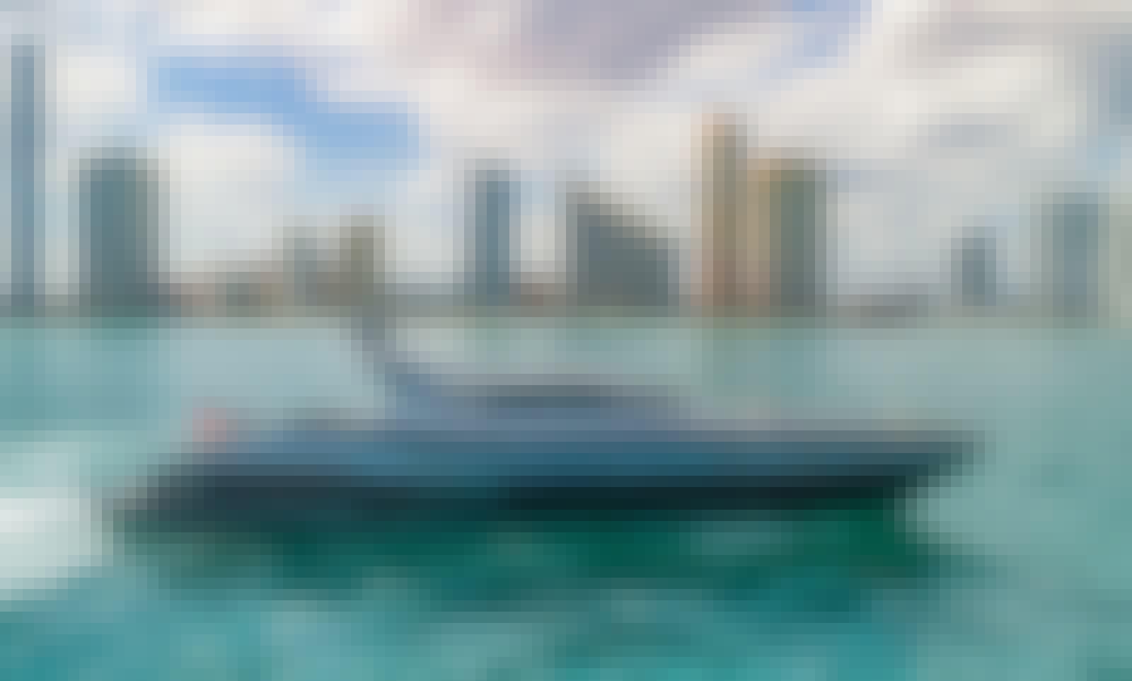 92' Mangusta Mega Yacht Charter for Miami Beach, Florida