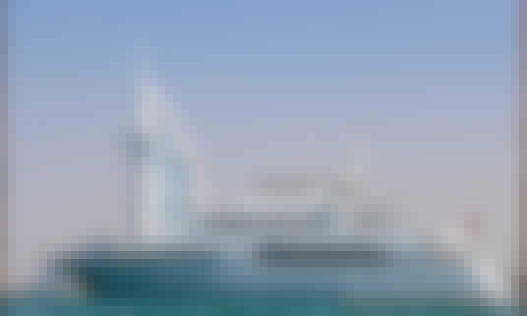 Charter the 115ft Benetti Power Mega Yacht in Sheikh Zayed, Dubai