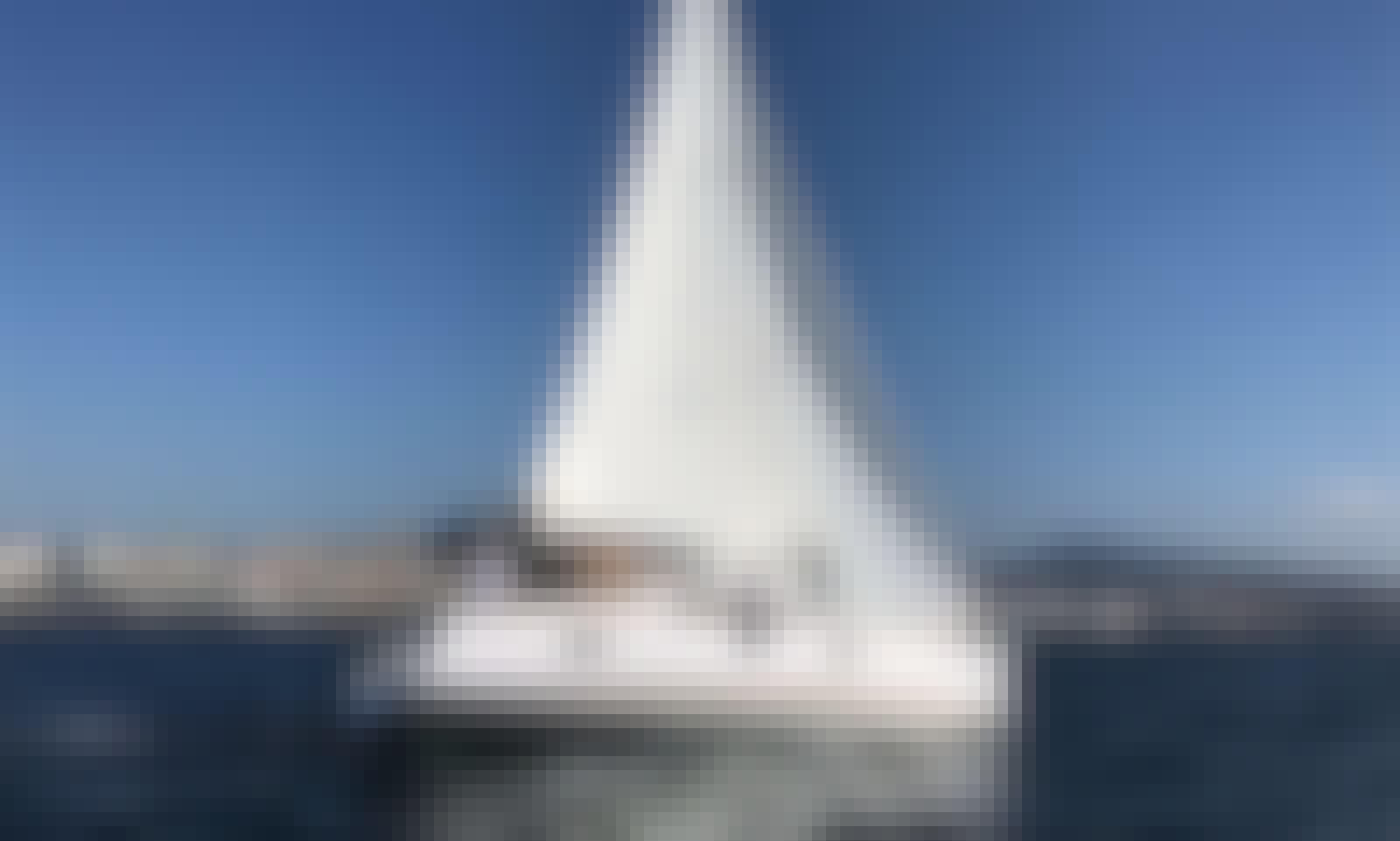 2017 Elan 40 Impression Sailing Yacht Rental in Vigo, Galicia