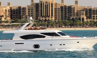 Mega Luxury Yacht Rental in Dubai, United Arab Emirates!