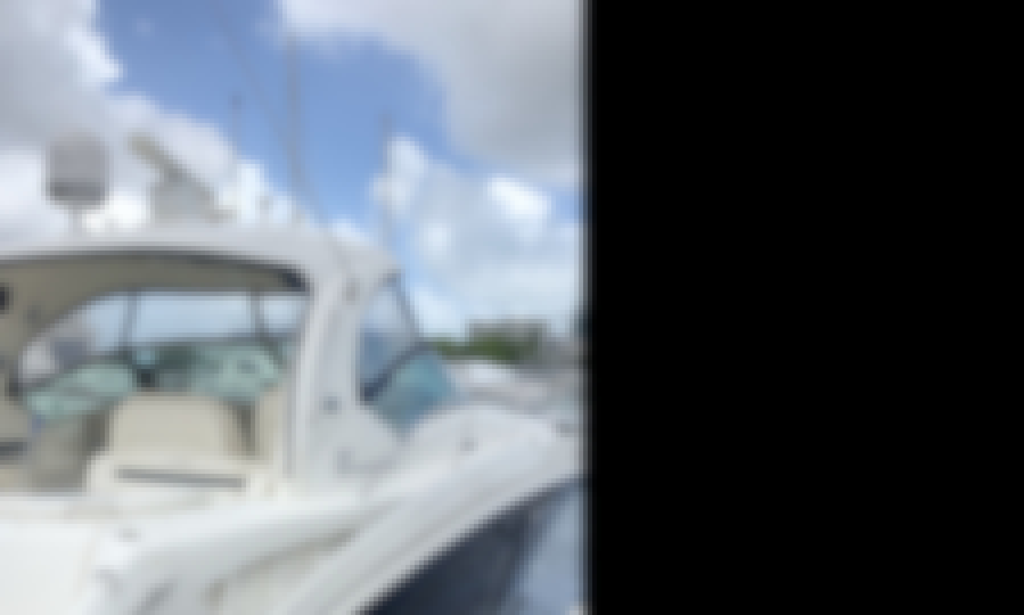 Yacht 42 ft rent Sea Ray Sundancer Boat Party in Miami (NO ADD FEES)