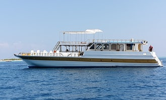 Discover Maldives on 90ft