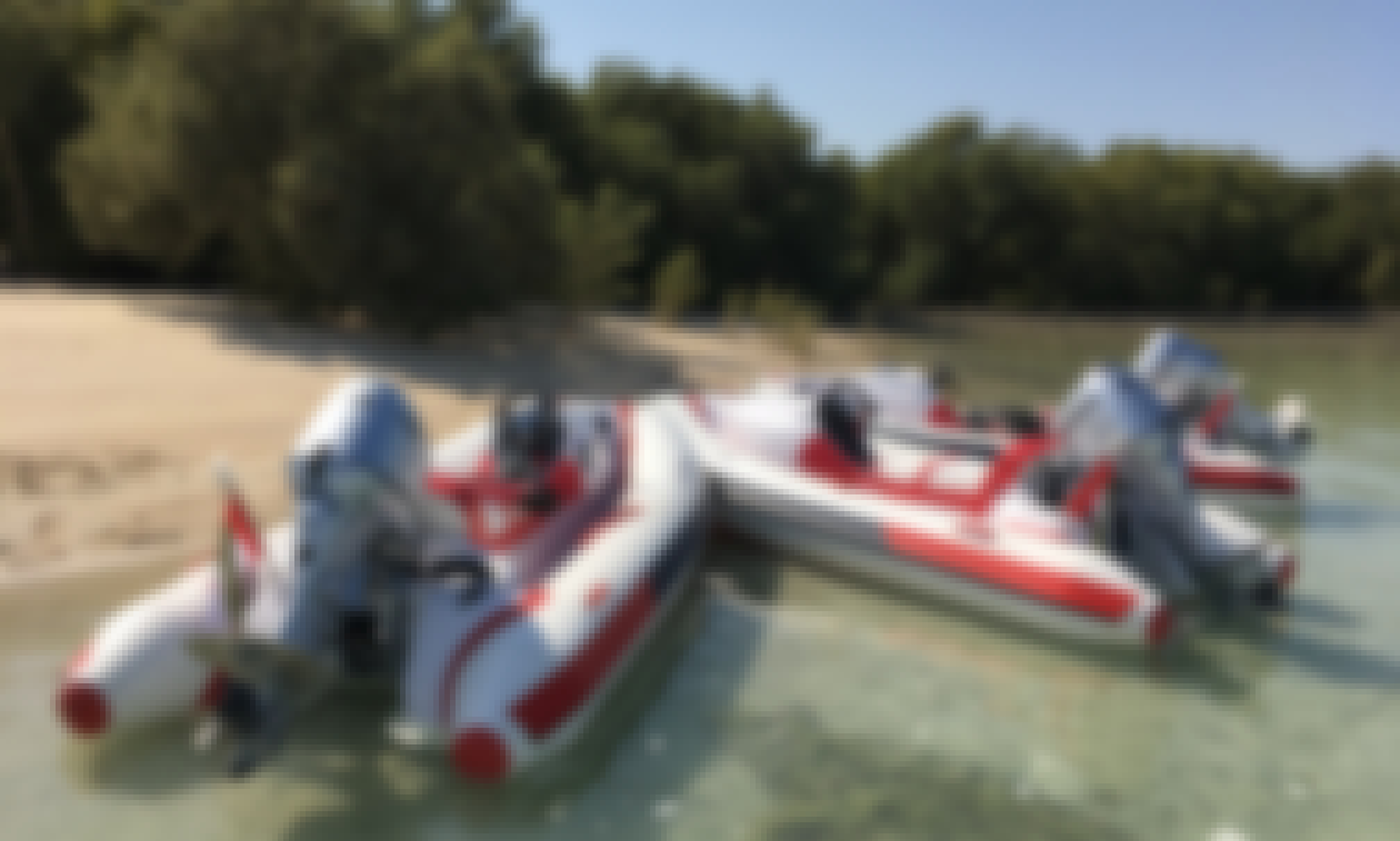 Pilot Your Own Watercraft in Abu Dhabi