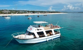 3 Island Boat Tour and Excursion with MV Aquana
