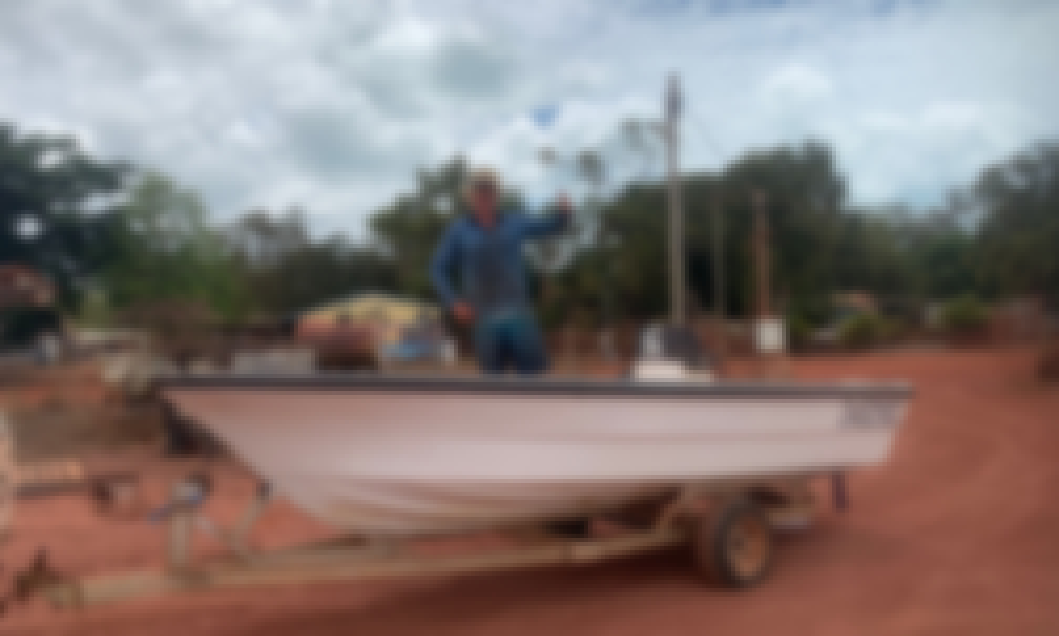 19' Custom Sport Fishing Boat in Cooktown, Queensland