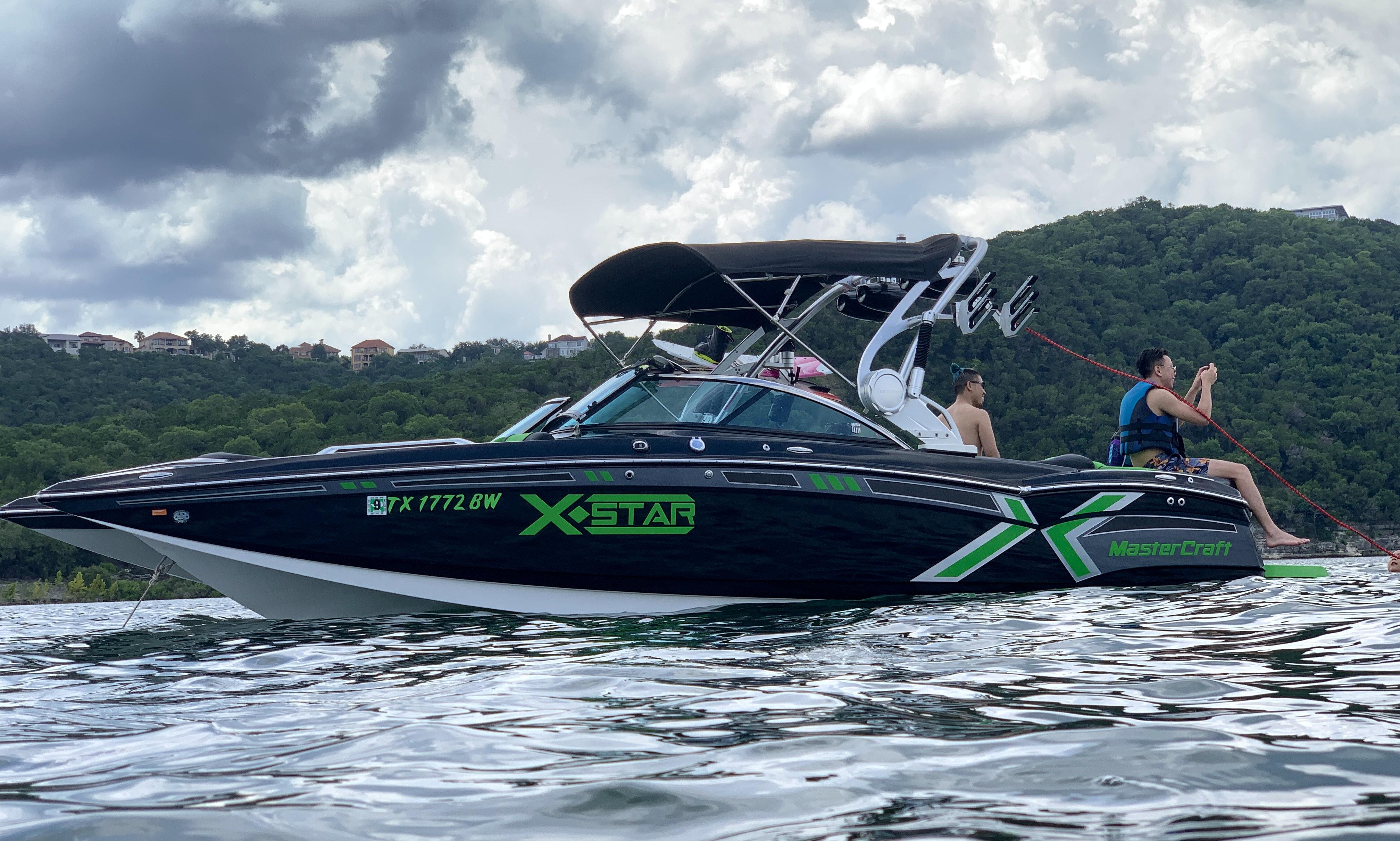 Mastercraft X Star For Rent On Lake Travis Getmyboat