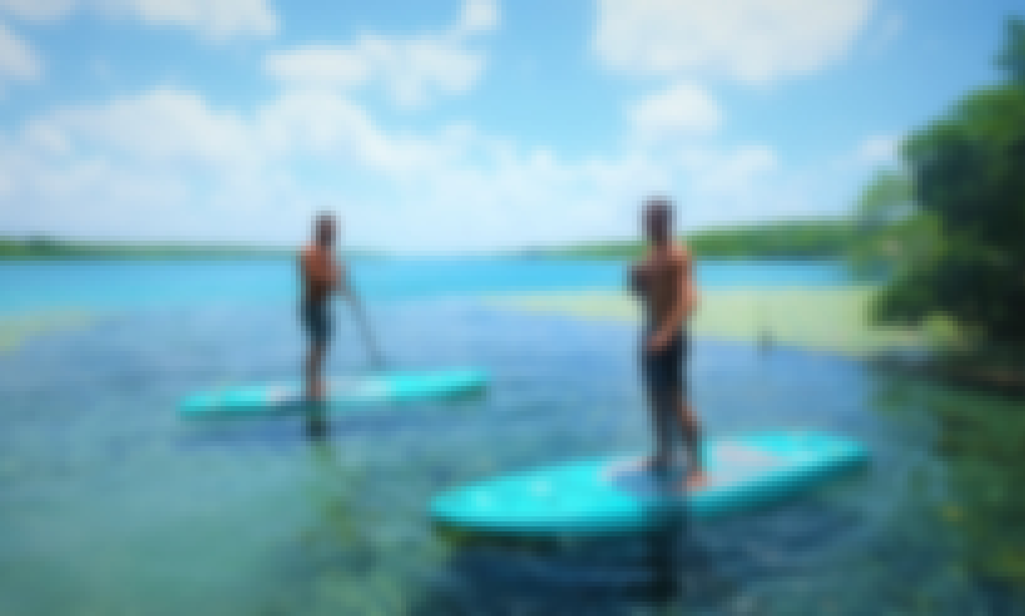 Amazing Paddle Board Experience in Quintana Roo, Mexico