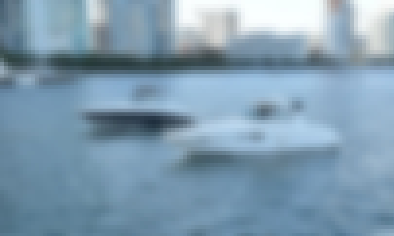 40' Sea Ray Sundancer for 12 People in Miami