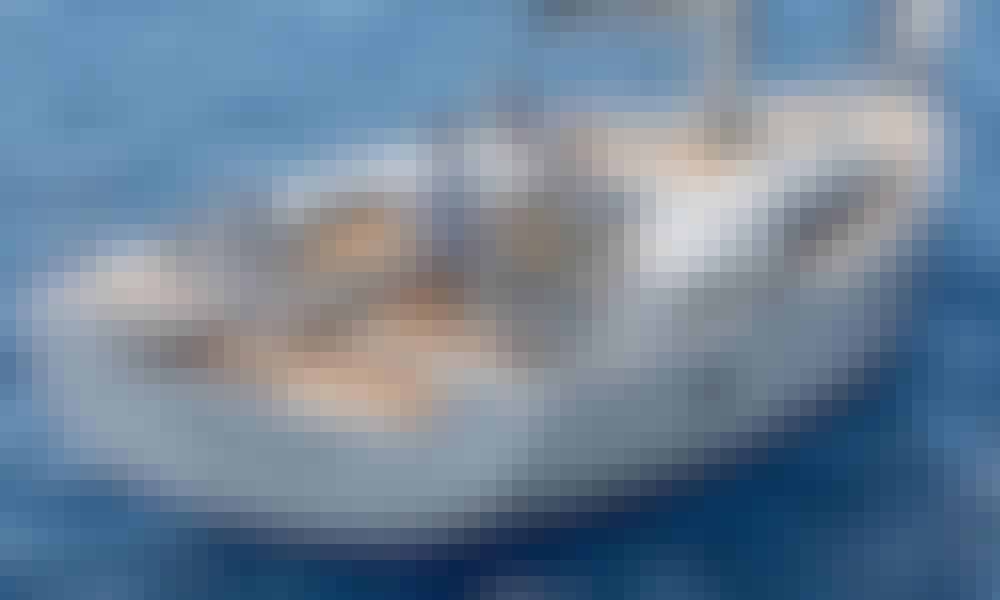 """Charter the """"Planaria"""" Hanse 508 Cruising Monohull in Volos, Greece"""