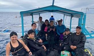 Scuba Discovery Program in Anilao, Batangas