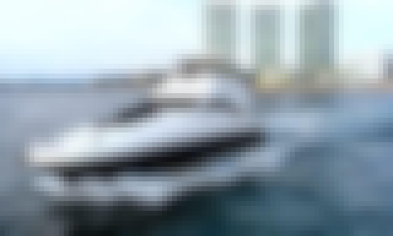 Luxury SeaRay 60 Power Yacht in Puerto Vallarta