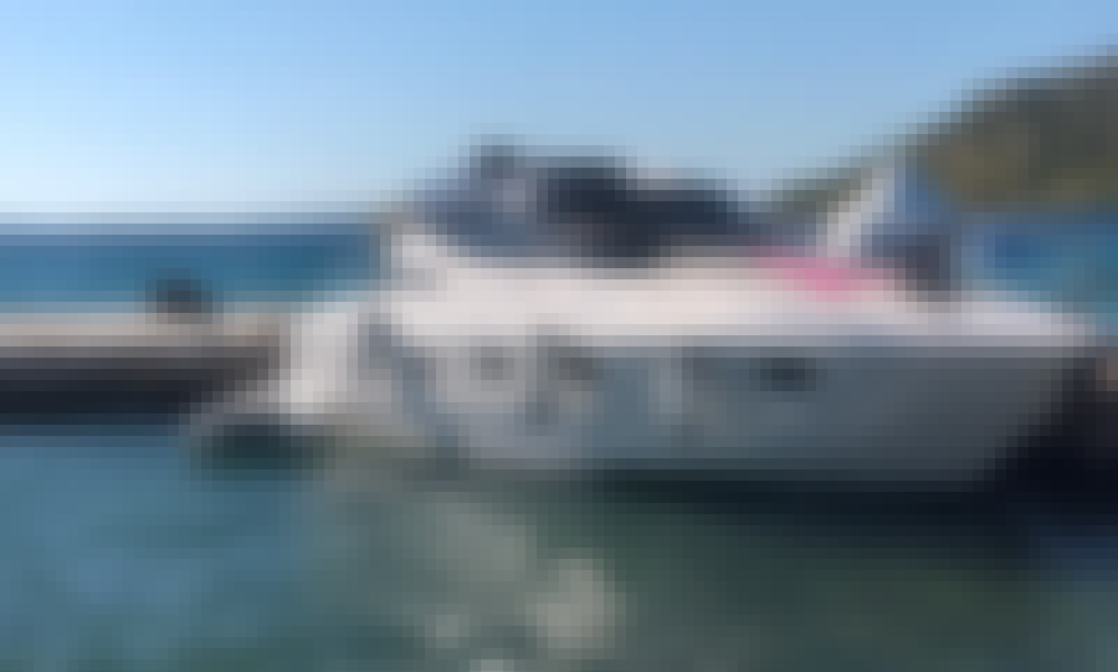 2018 Elan Power Charter in Zadar, with twin volvo diesel, generator, ac unit...
