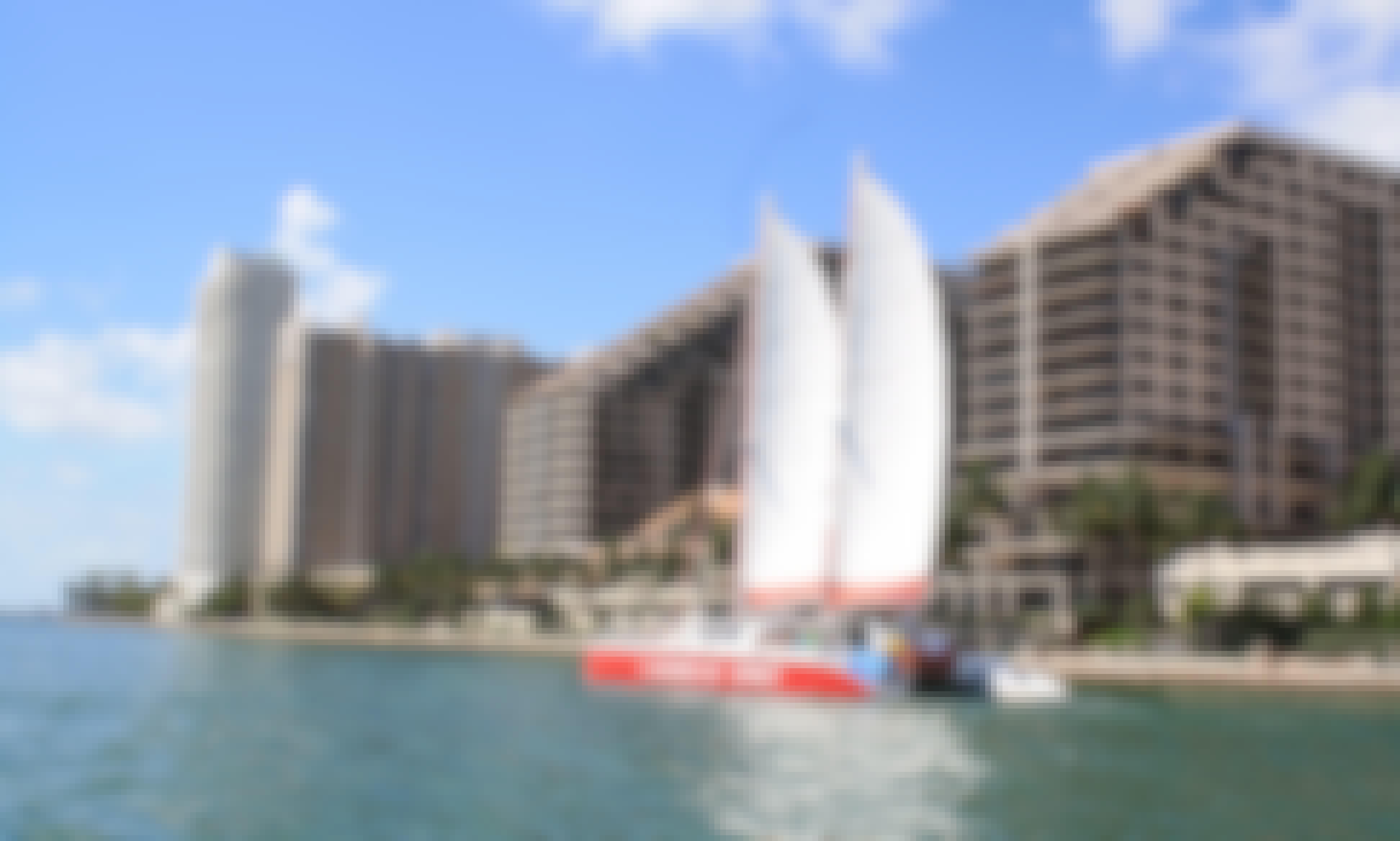 Sail Aboard the Largest Catamaran - 78' Gold Coast in Miami