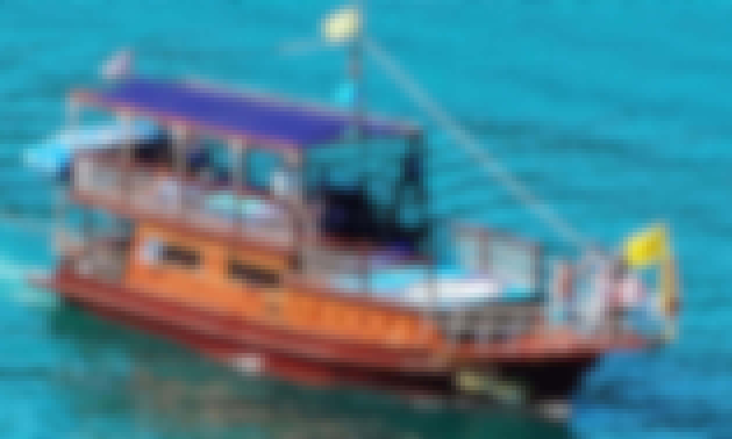 PRIVATE TOUR - Blue Dragon Classic Thai Yacht to Koh Taen