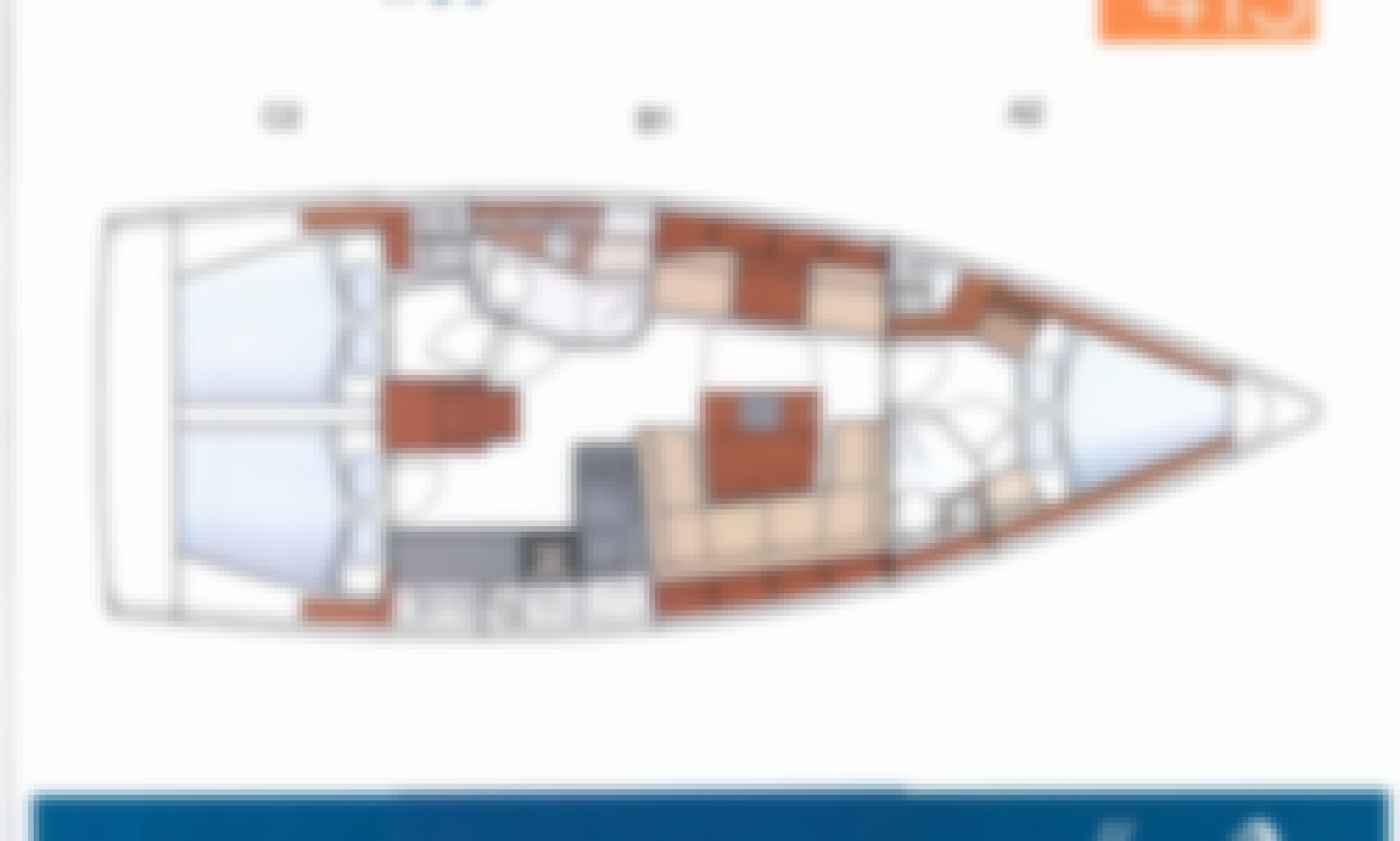 Charter Hanse 415 Sailing Yacht for 8 People in Red Sea Governorate, Egypt