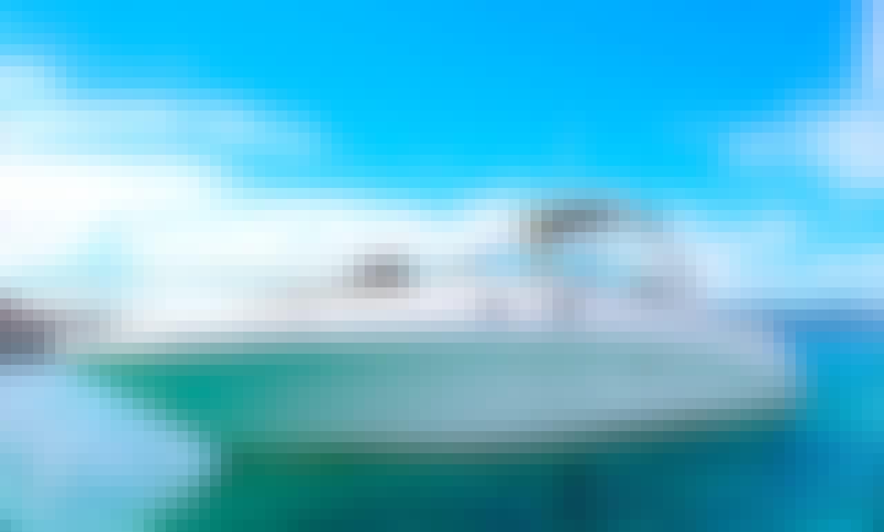 Yacht Tour in Montego-Bay... Sail. Escape. Unwind - Book this 37' Searay Sundancer Motor Yacht