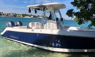 Legends Only/ A Floats Included / Best Value / Top Rated  - 24' Robalo Center Console!