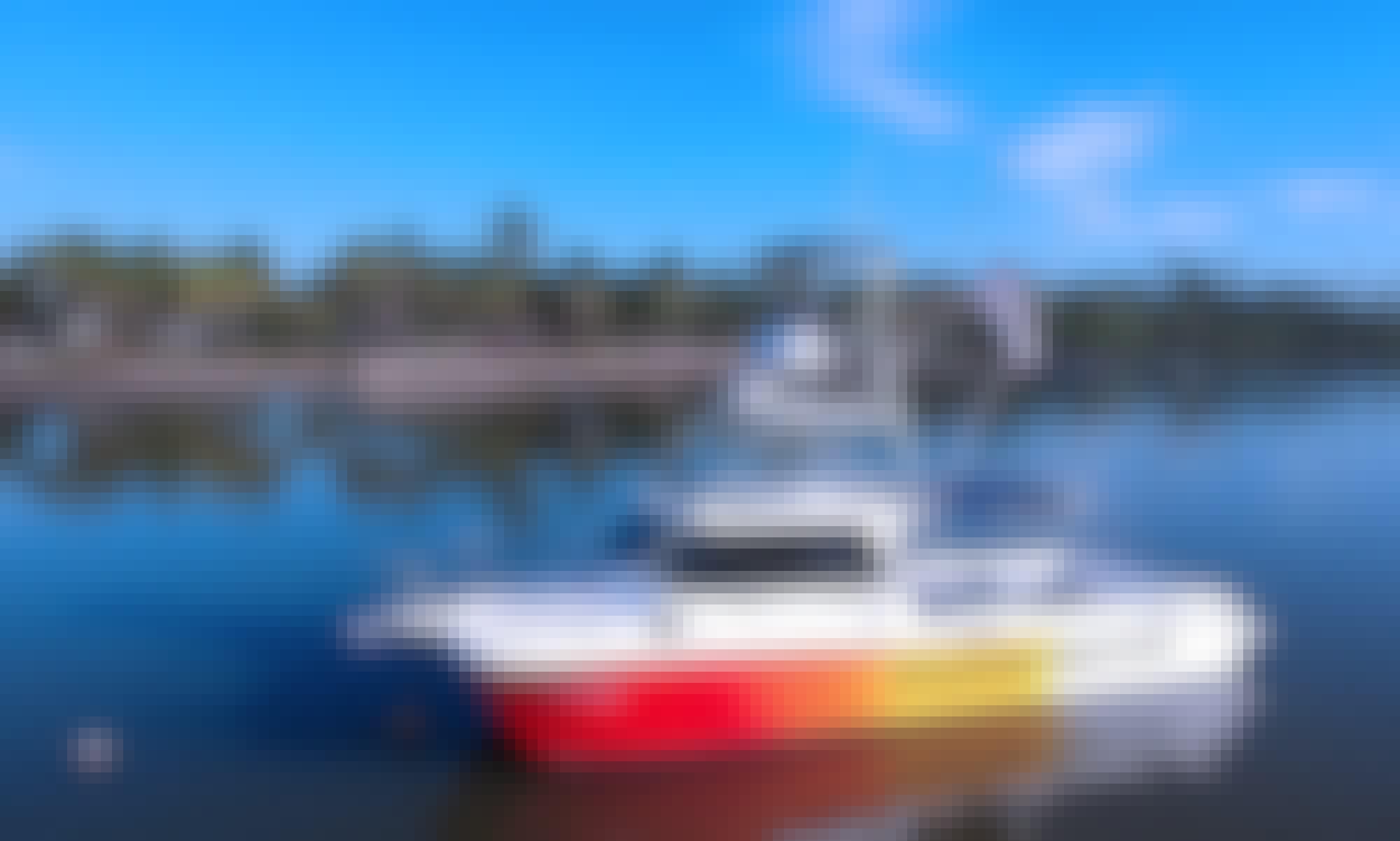 Come Cruise the Fiji Islands on 37' Kevlacat, 'Manua' Boat