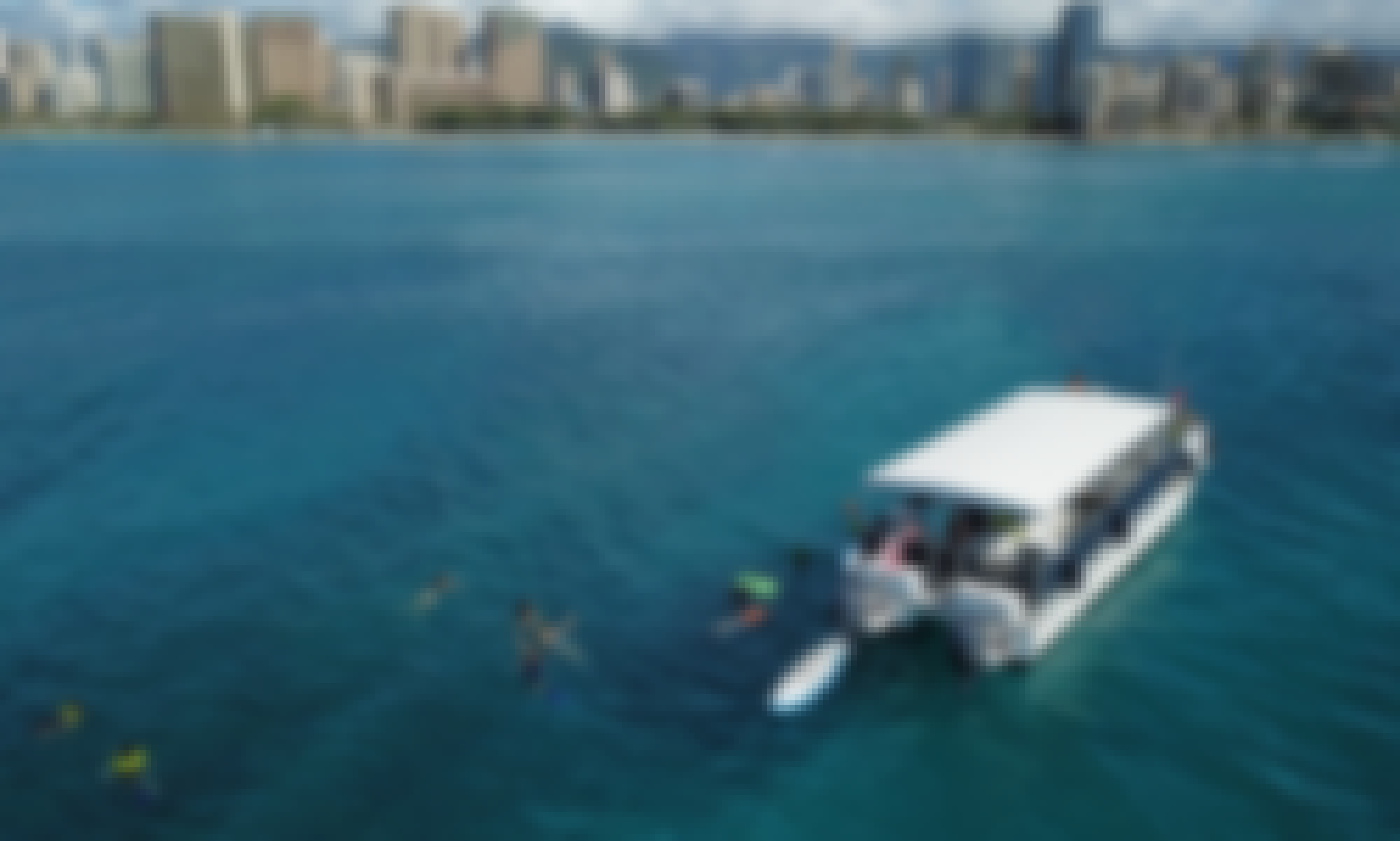 50' Power Catamaran rental in Honolulu