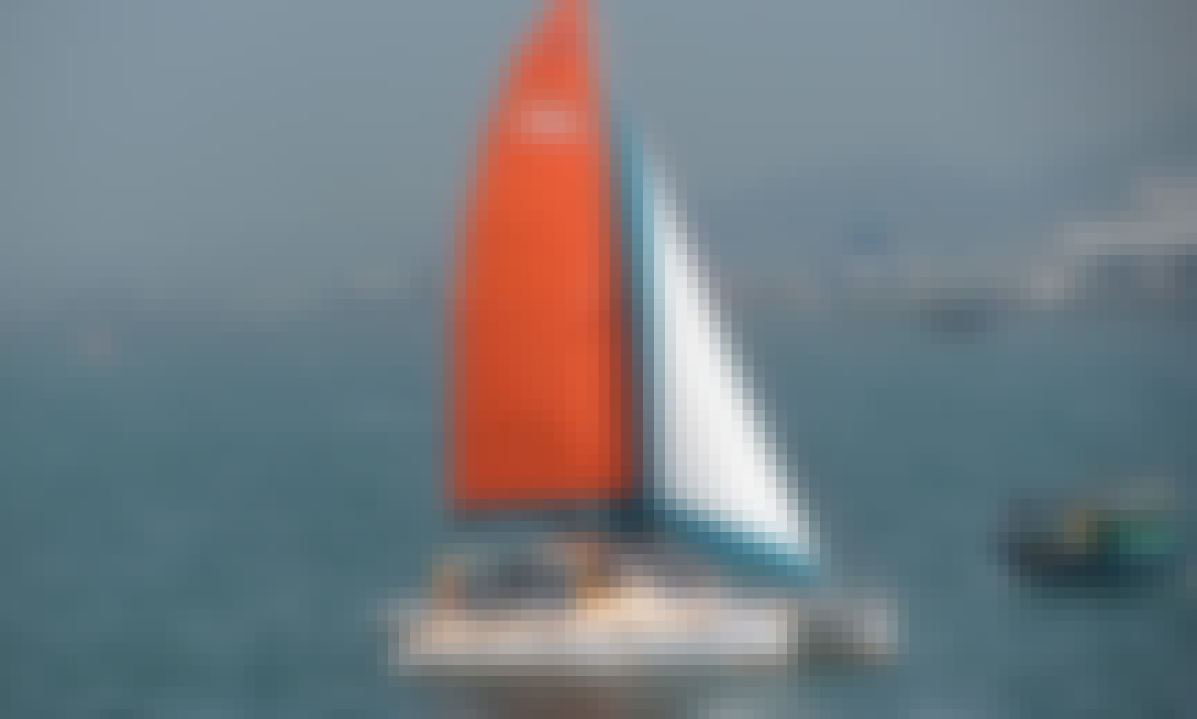 Scape 40' Sailing Catamaran Honolulu, Hawaii