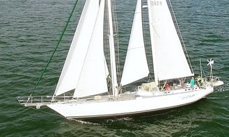 75' Sailing Schooner Charter in Long Beach, California