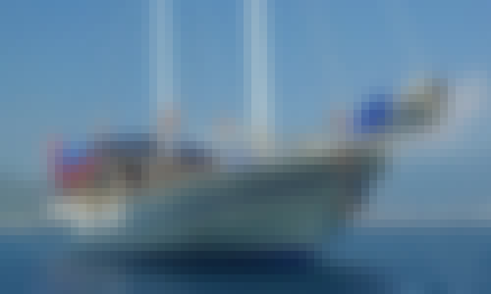 78' Power Mega Yacht for 16 People in Muğla, Turkey