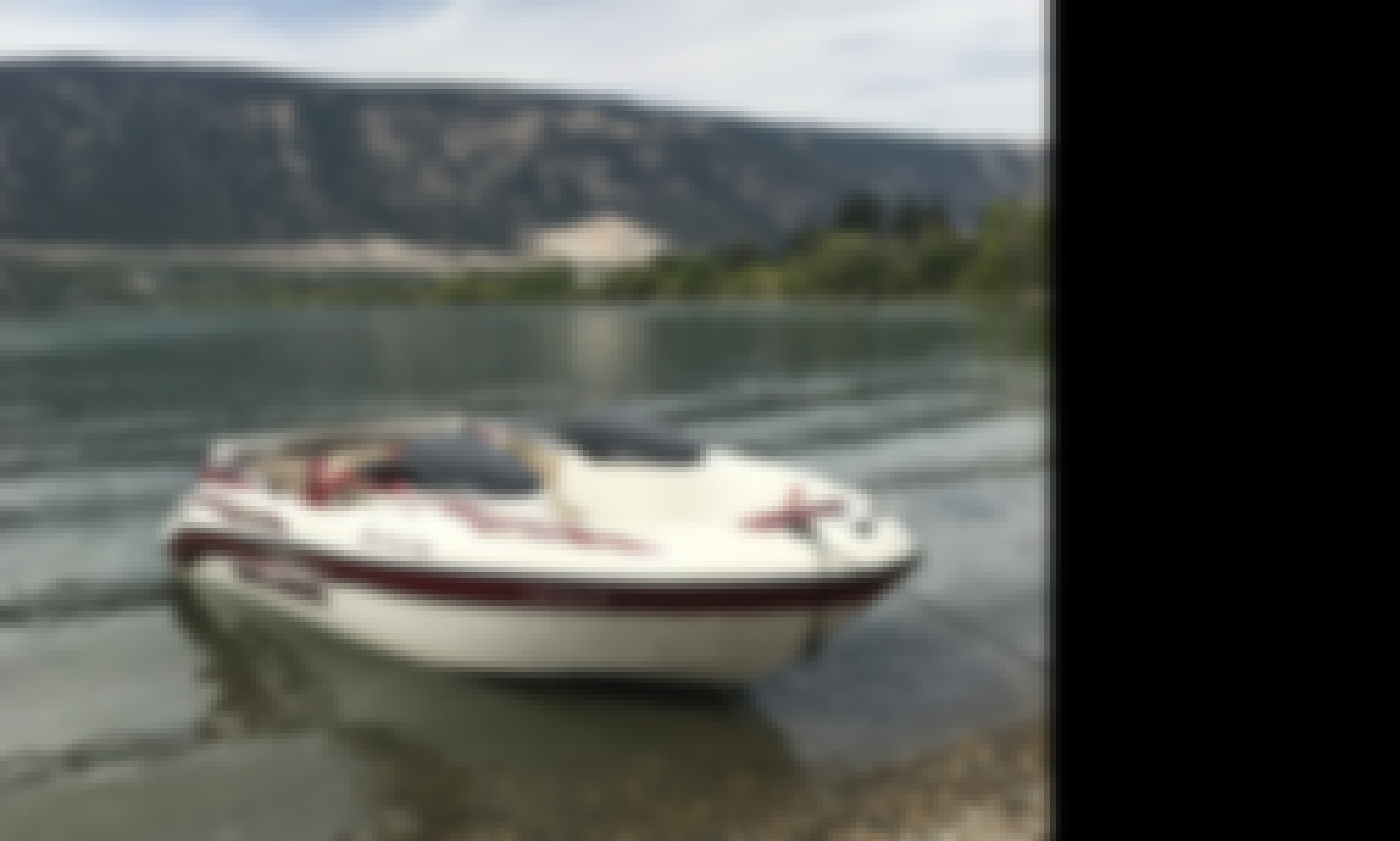 Rent this Powerboat for 7 People in Kelowna, British Columbia