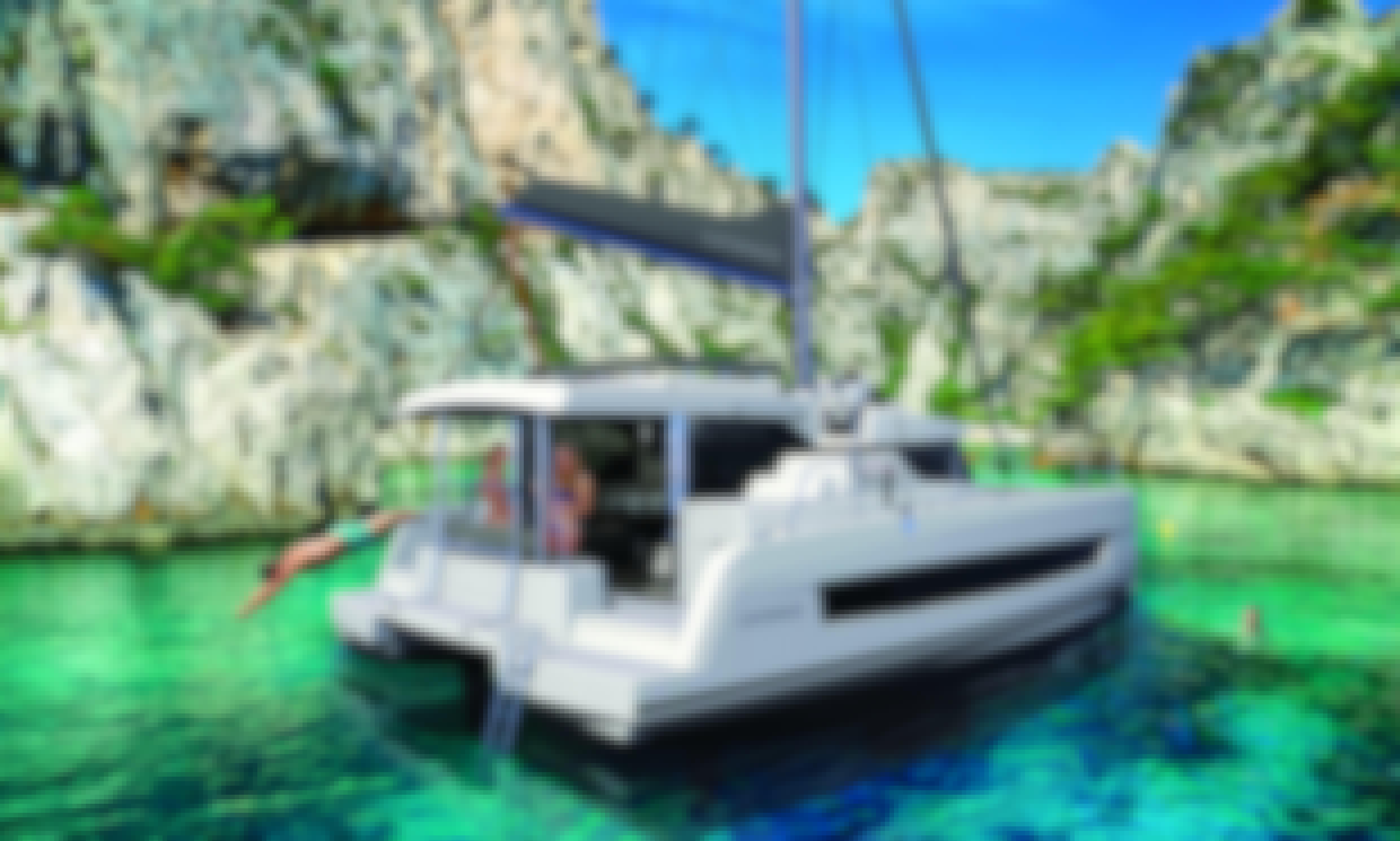 New Cruising Catamaran Rental! Bali Catspace 40ft available in Ibiza, Mallorca or Menorca (Balearic Islands)