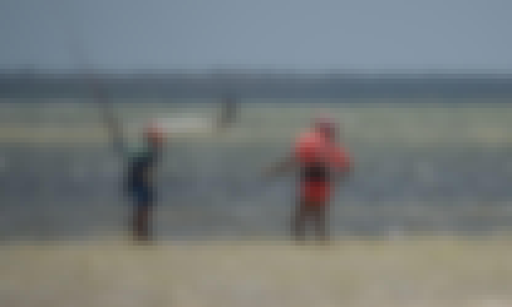 Kitesurfing lessons in Isla Blanca