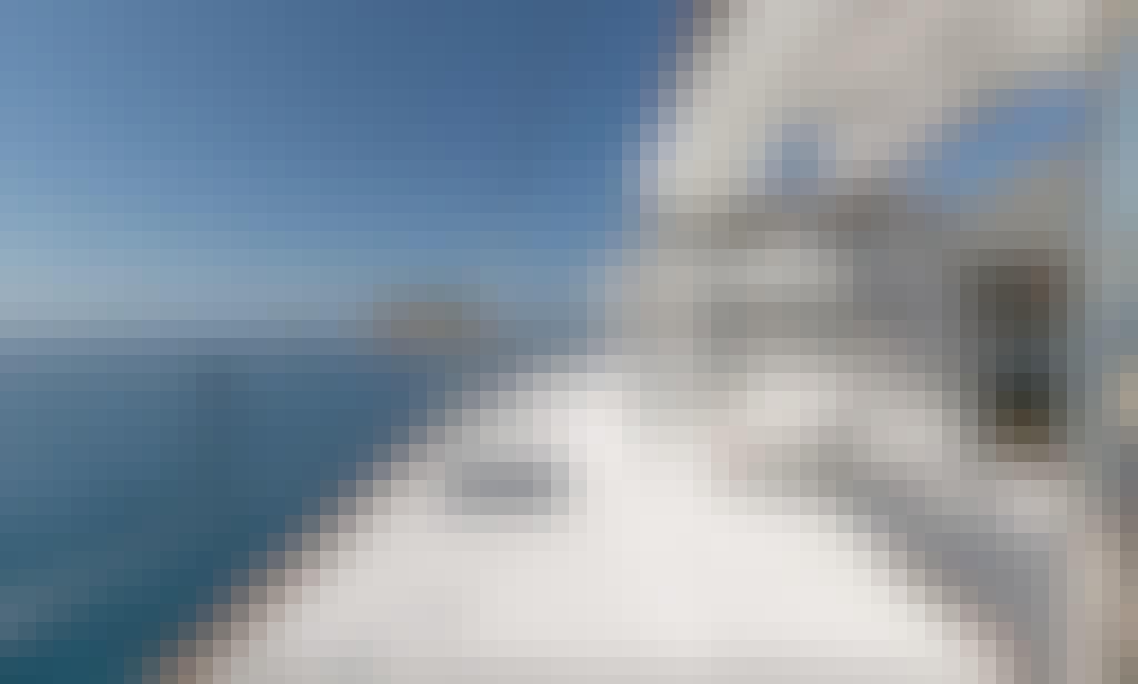 """""""Armonia"""" Lagoon 400 S2 Cruising Catamaran Charter in Lefkada, Greece"""