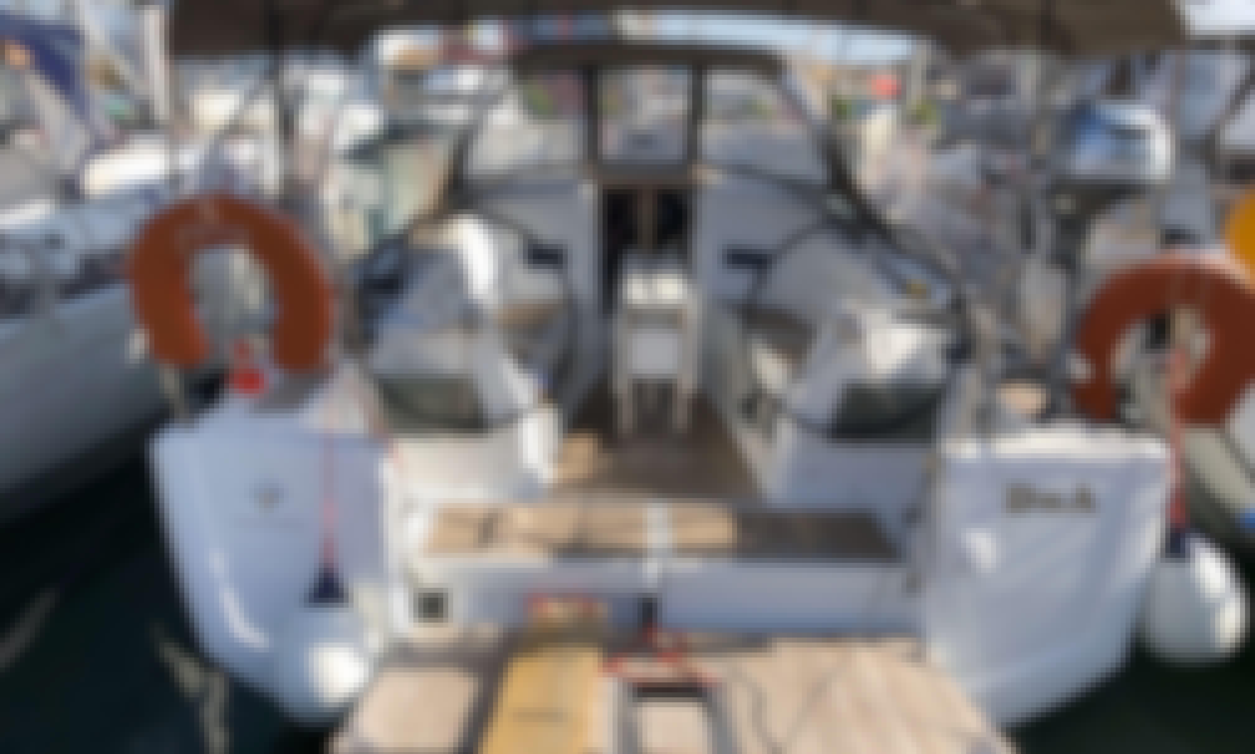 Jeanneau SunOdyssey 349 for charter in Lefkada Greece