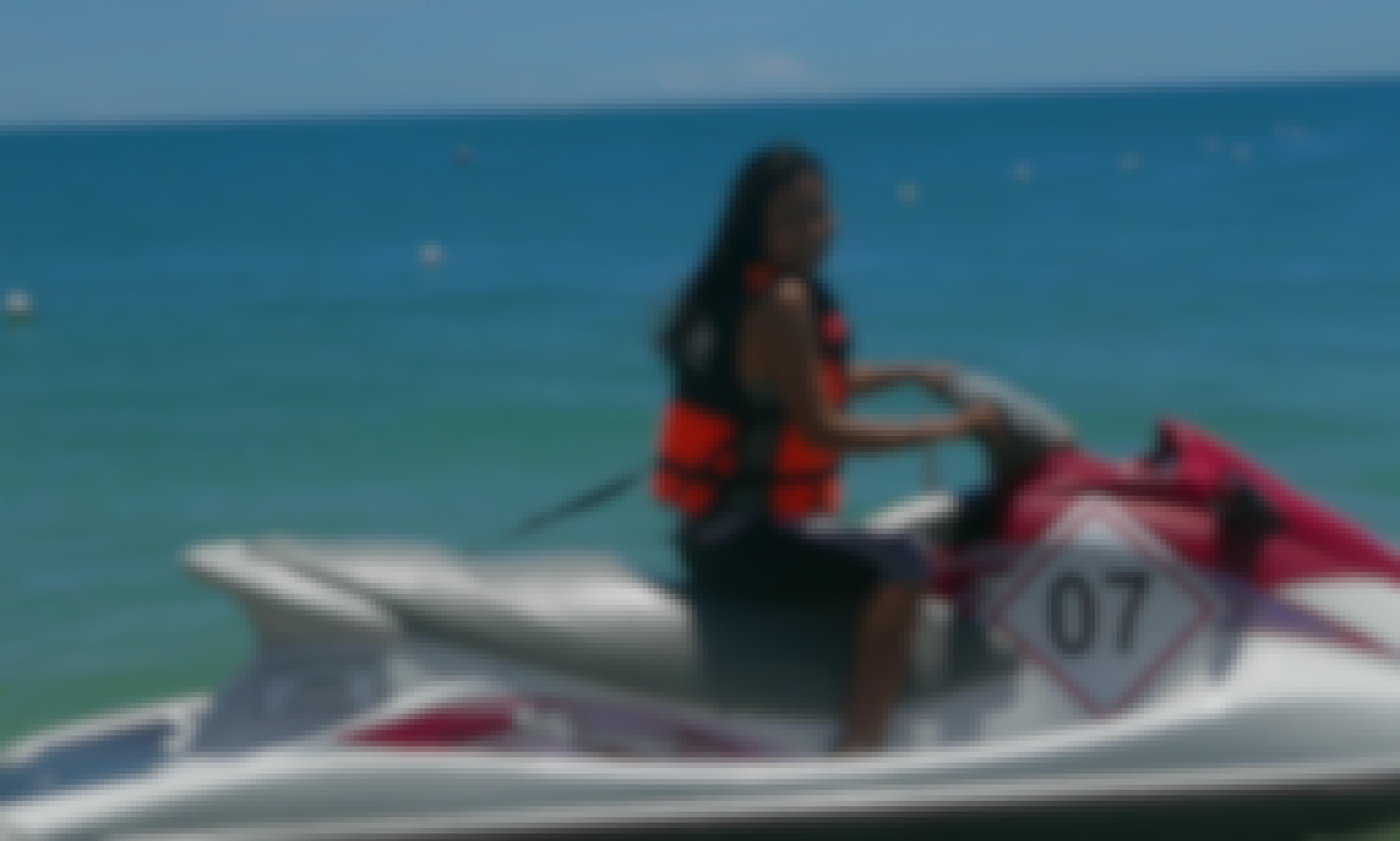 Jetski Lamai and Lipa Noi Beach Koh Samui Thailand