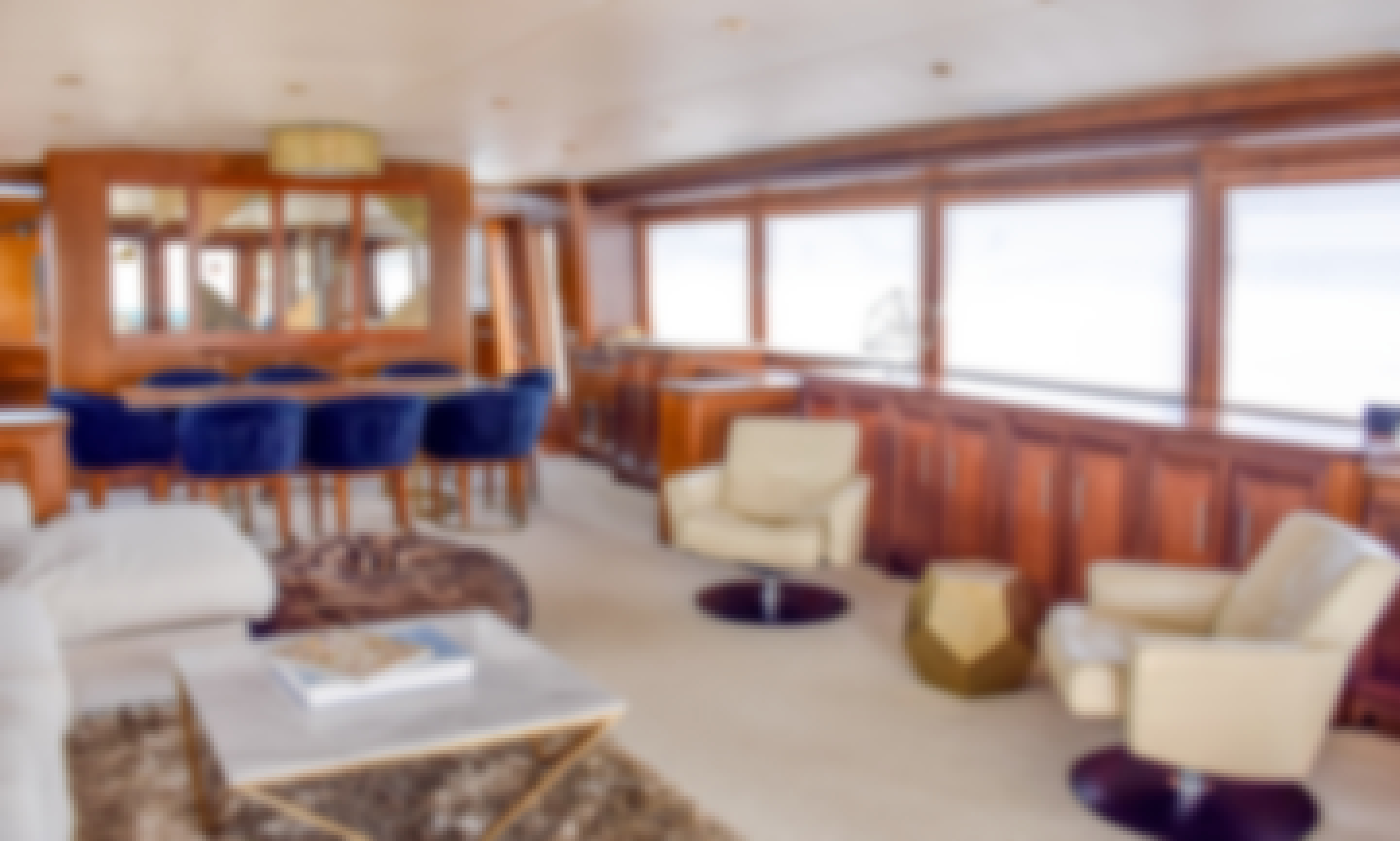 106' Broward Stylish Mega Yacht for your vacations in Miami