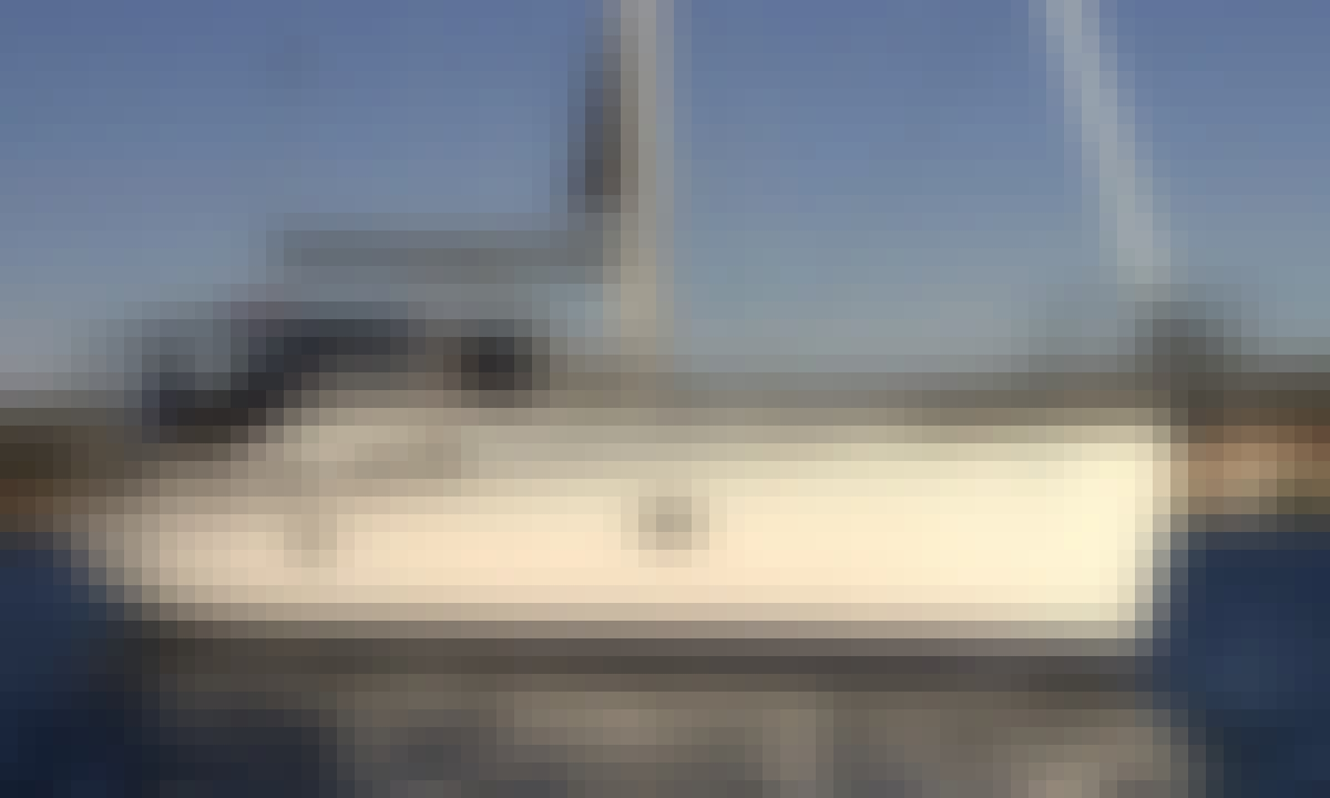 Bavaria 46 Cruiser Yacht Charter in Barcelona, Spain for 10 person