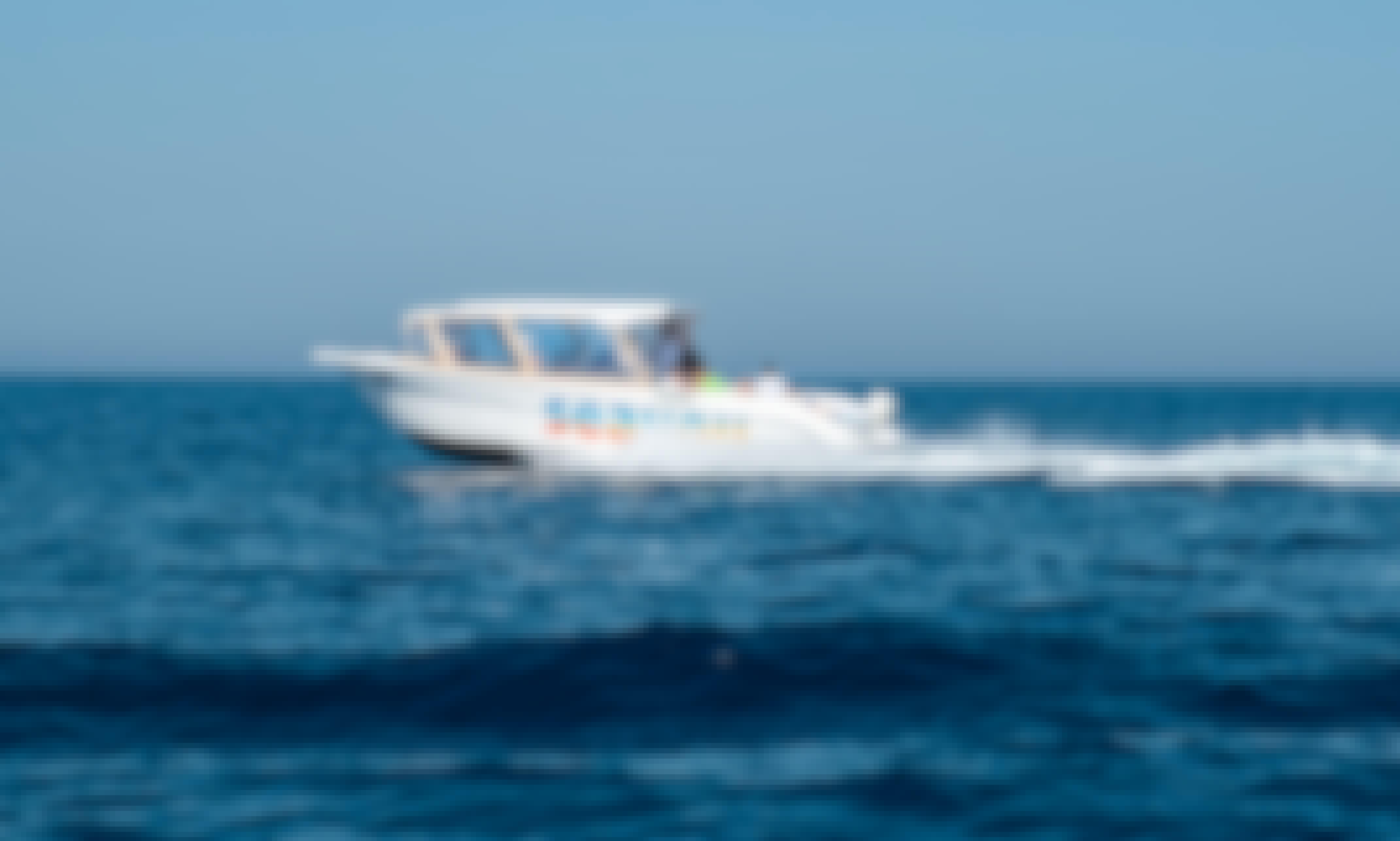 Powerful Enzo 35 Motor Yacht - Ideal for Island Getaway in Split and Brac island!