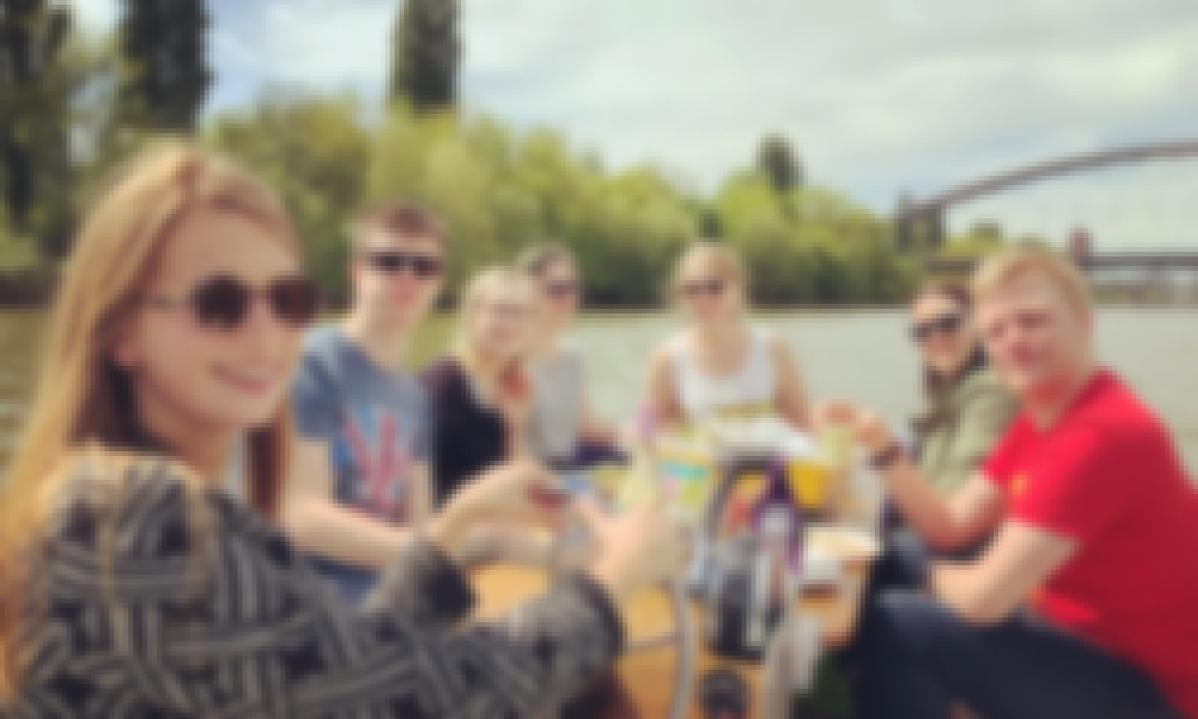 Your personal Boattour on a driving license free Picnic Boat in Frankfurt am Main, Germany