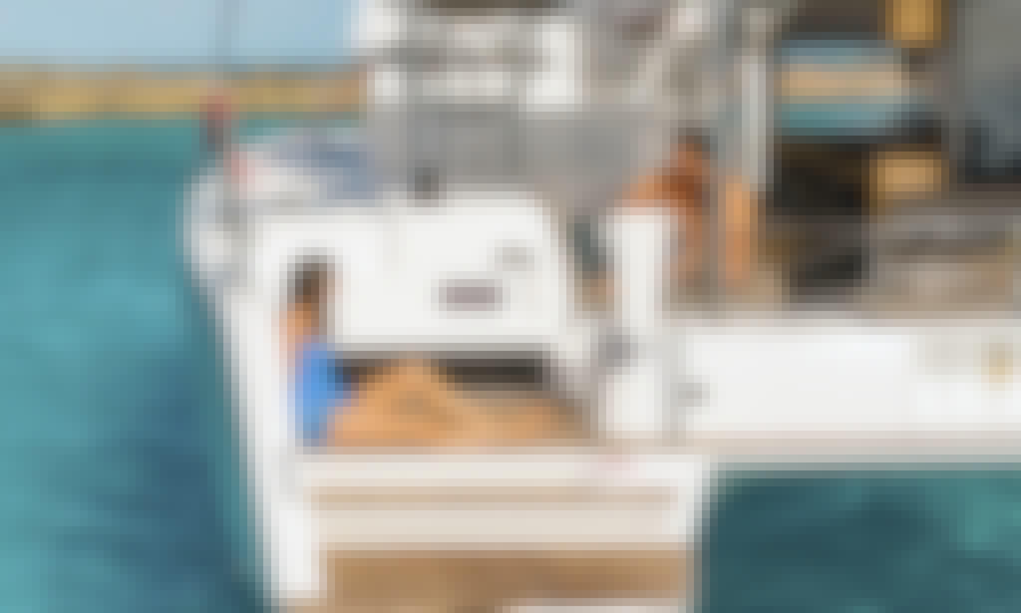 Lagoon 42 Catamaran Charter for Up to 18 Guests in Hong Kong Island