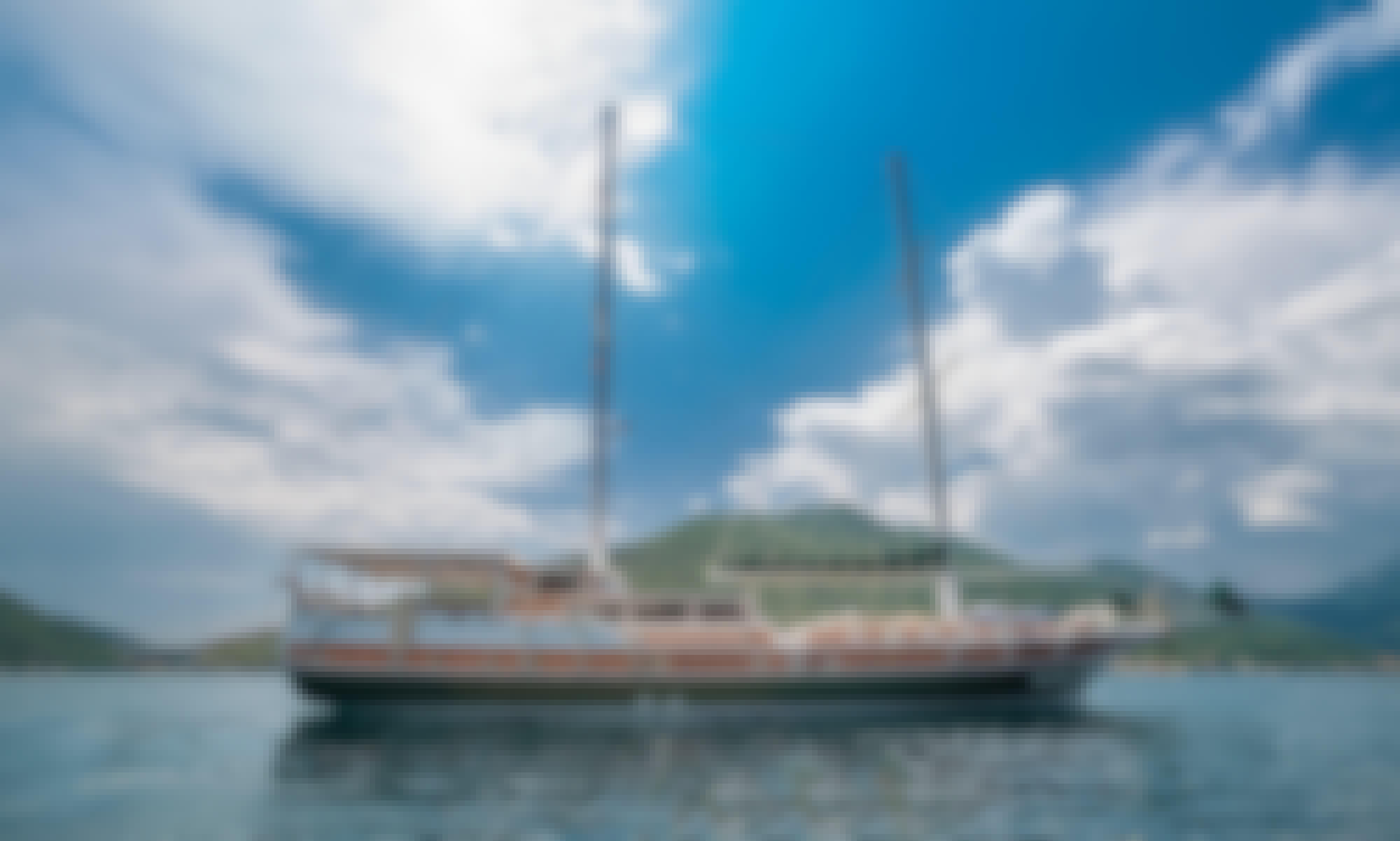Luxury Montenegro Cruise Aboard a Traditional Gulet Sadri Usta 1
