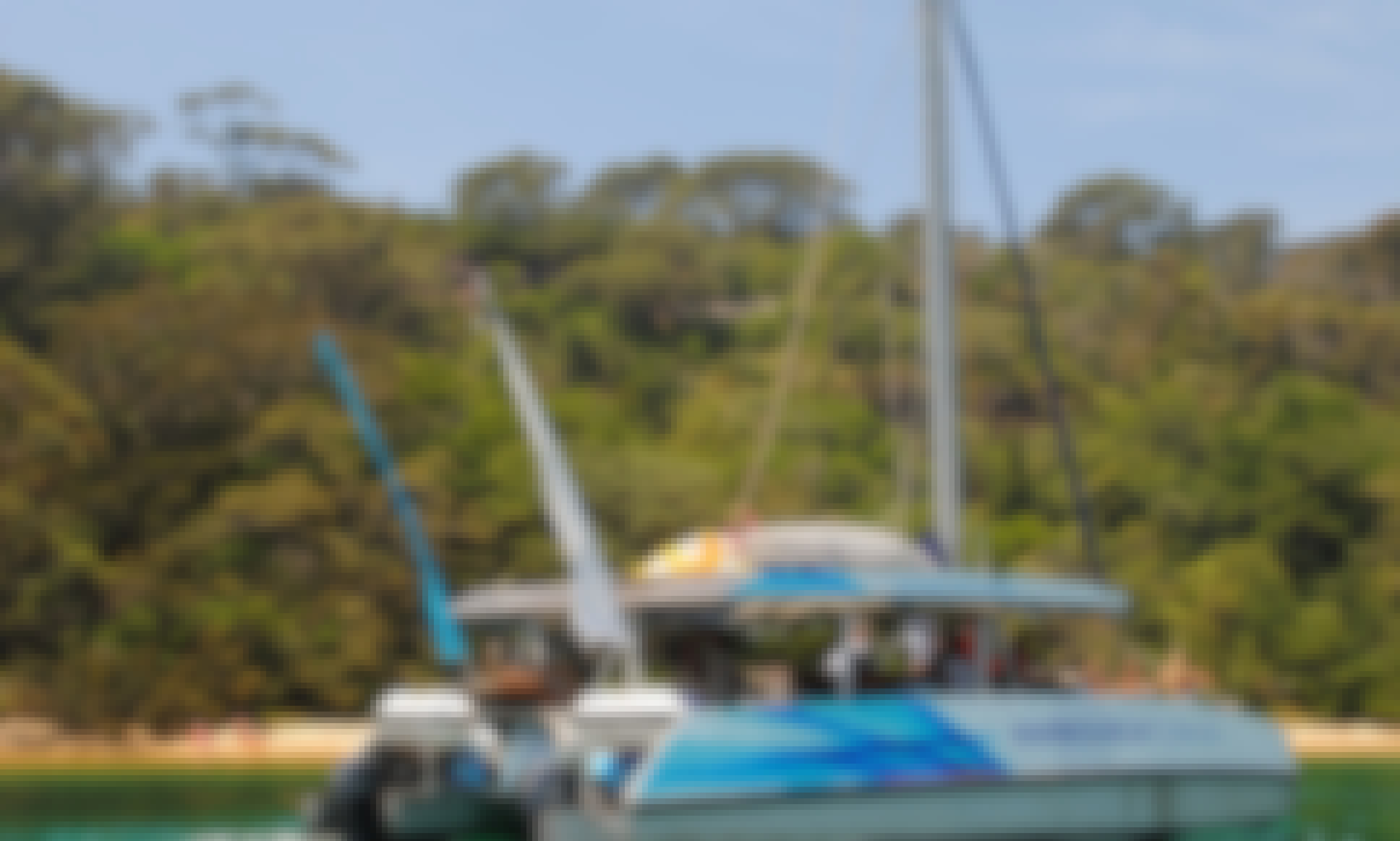 Alumarine Catamaran Charter for Up to 44 People in Manly, Australia