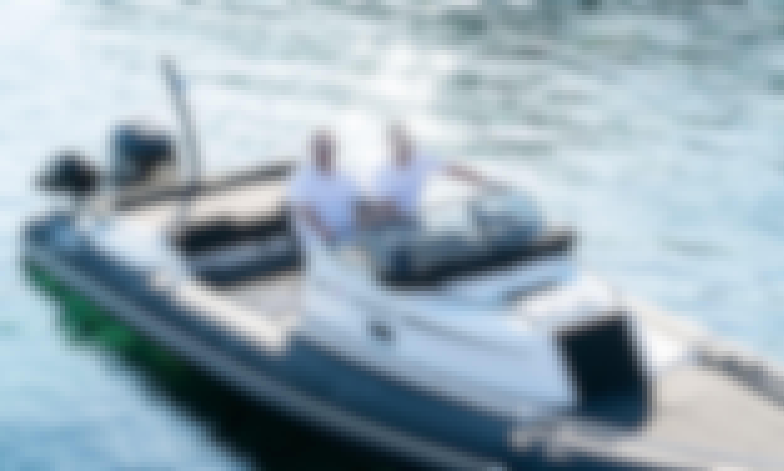 Luxury Cruises Aboard a Shearwater 890C RIB at Milos Island, Cyclades