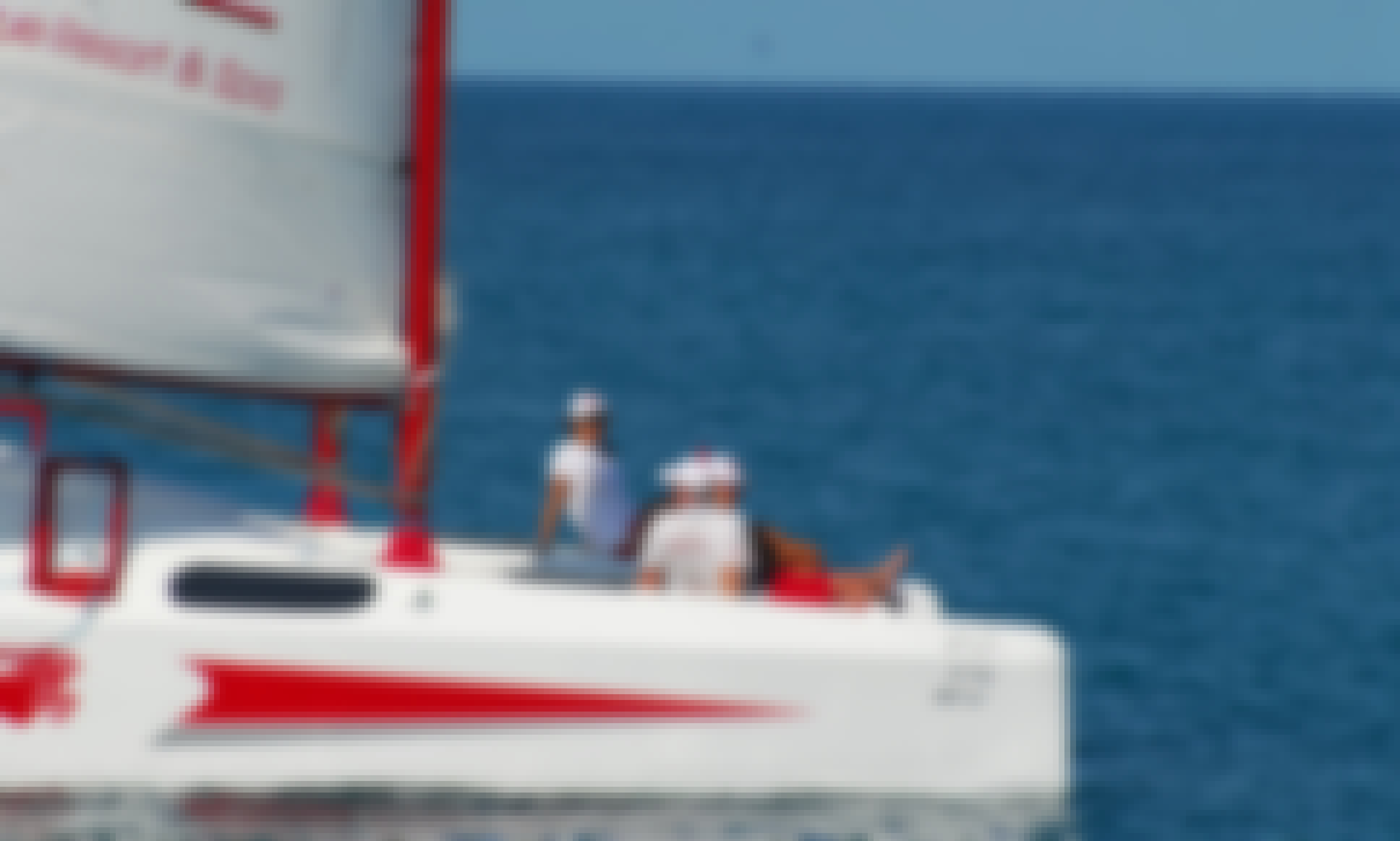 27' Sailing Catamaran in Ko Samui
