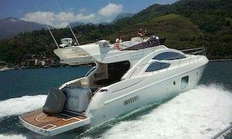 Phantom 500 Motor Yacht in Angra dos Reis, Rio de Janeiro
