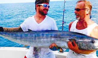 Full Day Reef + Wreck Charters - Private Charter for up to 6 People in Islamorada, Florida!